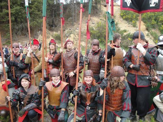 """Larp VII DK - Warhammer Hochland - """"The lost sons"""""""