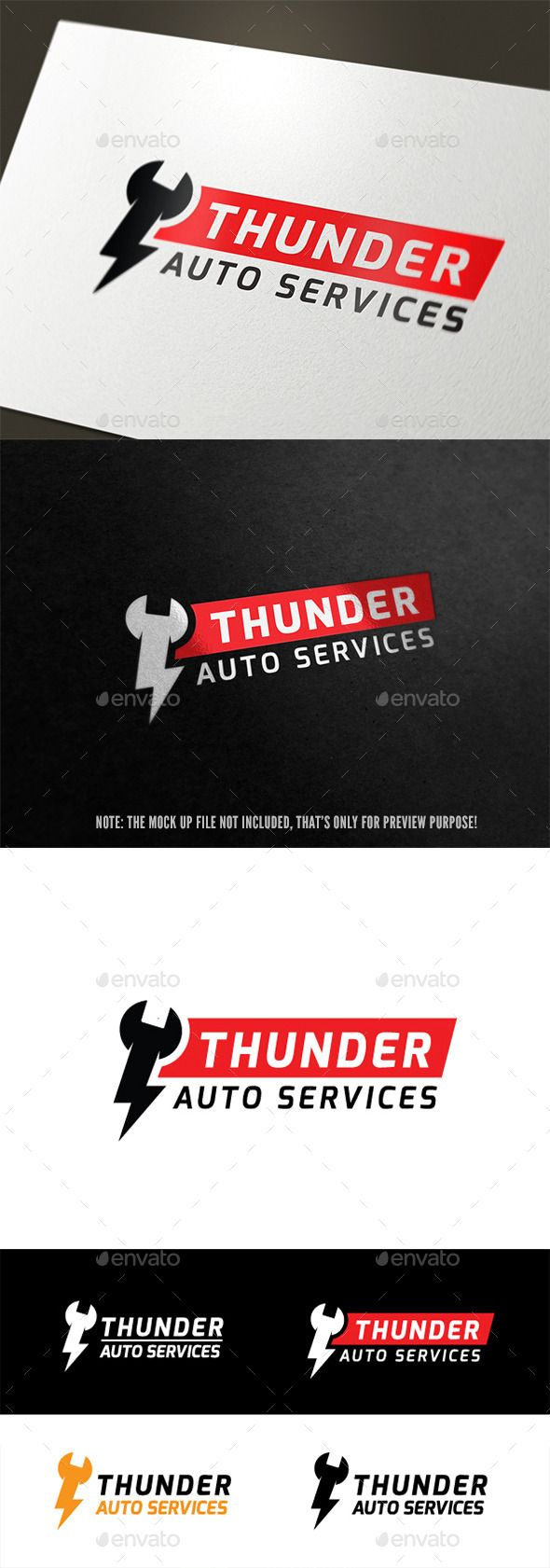 Auto Service - Logo Design Template Vector #logotype Download it here: http://graphicriver.net/item/auto-service/9542883?s_rank=950?ref=nesto