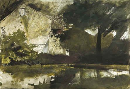 love these. Andrew Wyeth Original Works
