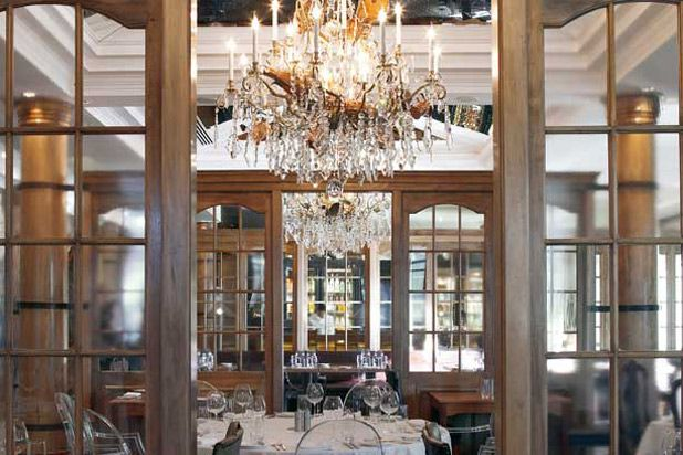 #39) Signal Restaurant at Cape Grace (Cape Town, South Africa)