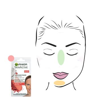 Volcano Mask Réducteur de pores - Garnier SkinActive
