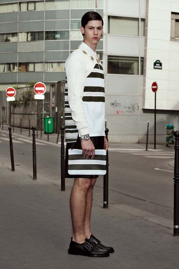 Givenchy - Can Men Wear Skirts?