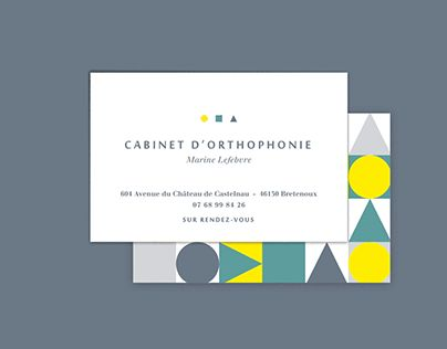 "Check out new work on my @Behance portfolio: ""Cabinet d'orthophonie."" http://be.net/gallery/45797193/Cabinet-dorthophonie"