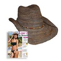Crochet Raffia Cowboy Hat Pattern : CROCHET RAFFIA COWBOY HAT ? Only New Crochet Patterns