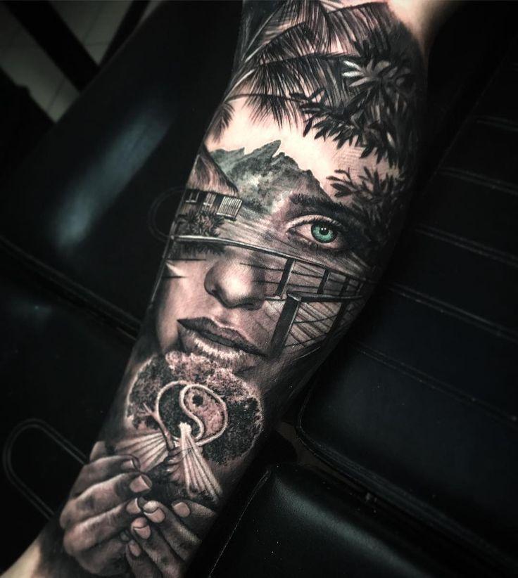 Ärmel Tätowierung .. #armel #tattoo – Tattoo Pinterest – #armel #Pinterest #Ta…