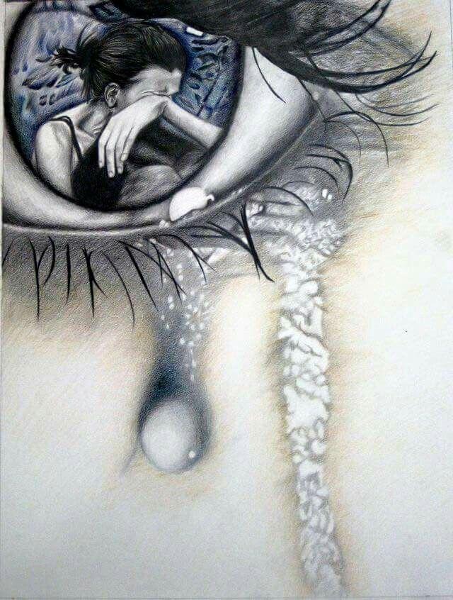 волгоградской грустные картинки со смыслом рисунок представляют