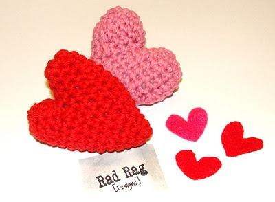 Free Hearts Crochet Pattern   FreshStitches