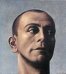 Pyke Koch (dutch, 1901-1991, magic realism) | He worked slowly and destroyed most of his work because he was dissatisfied with the outcome.