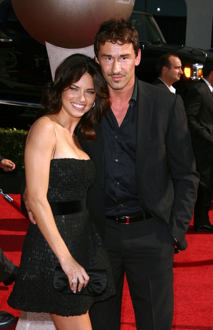 victoria secret model Adriana Lima and husband Marko Jaric