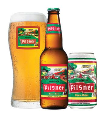 Old Style Pilsner | The Beer Store