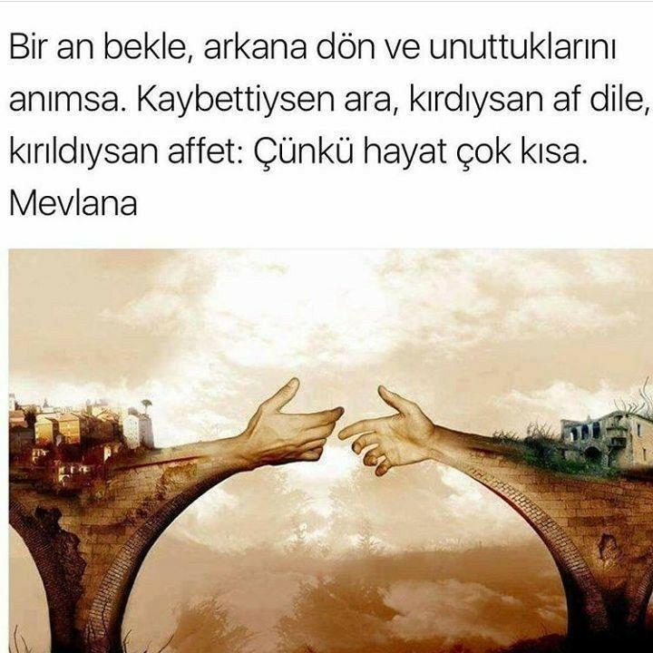 Mevlana Ozlu Sozler Minimalist Yasam Tarzi Edebiyat