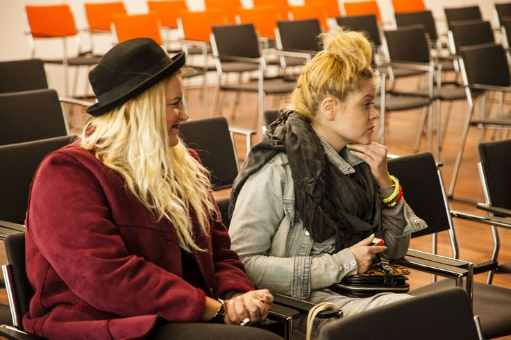 Blaski i cienie pracy projektanta w segmencie mody – custom made, czyli współpraca z klientem indywidualnym – prowadzenie: Agata Wojtkiewicz, 9. FashionPhilosophy Fashion Week Poland, fot. Kamil Mackowicz #letthemknow #szkolenia #fashionweekpoland #fashionphilosophy
