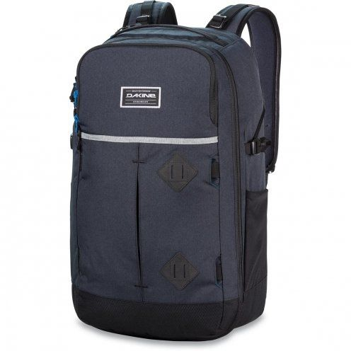 "Dakine Split Adventure 38L Backpack: 21.5 X 12 X 10"" [ 55 X 30 X 25cm ] 600d Polyester Heather / 300d Polyester Heather ( Sellwood )…"