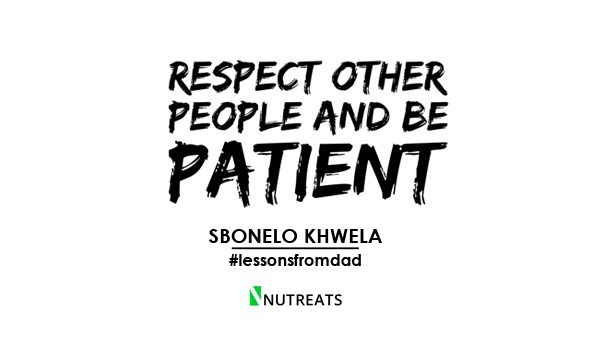 Lessons I hope to Teach My Children by Sbonela Kwhela  #quote #children #dadwisdom #wisewords
