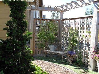 104 Best Pergola Trellis And Arbor Ideas Images On Pinterest