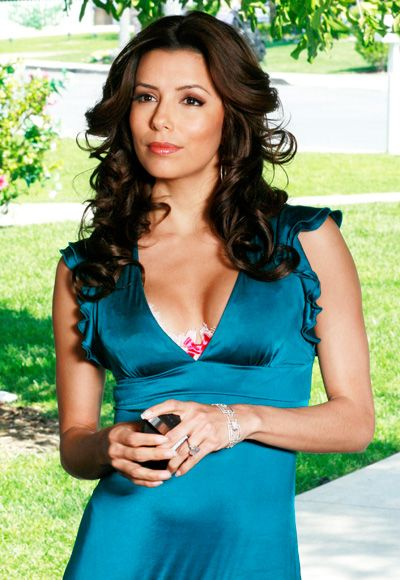 The 12 Most Stylish TV Housewives of All Time - Gabrielle Solis, Desperate Housewives from #InStyle