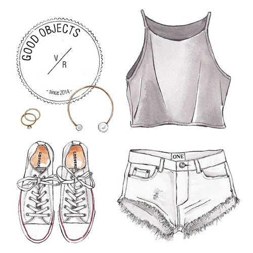 good objects tgif white and grey outfit goodobjects