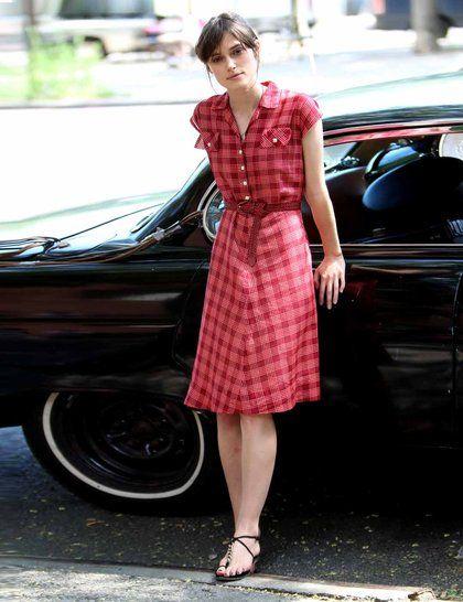 Keira Knightley's Style File | ELLE UK