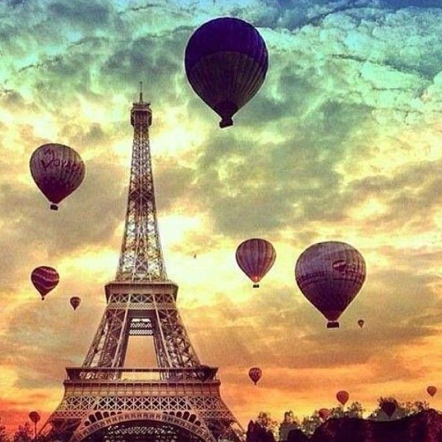 Still day dreaming of Paris