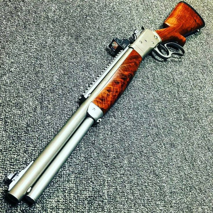 Bighorn armory model 89 carbine in 500 S&W