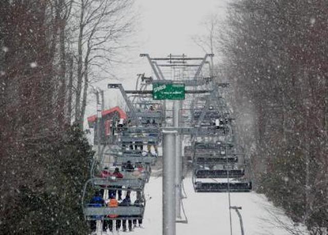 Ski Resorts in the Southeast US: Ski Resorts in North Carolina