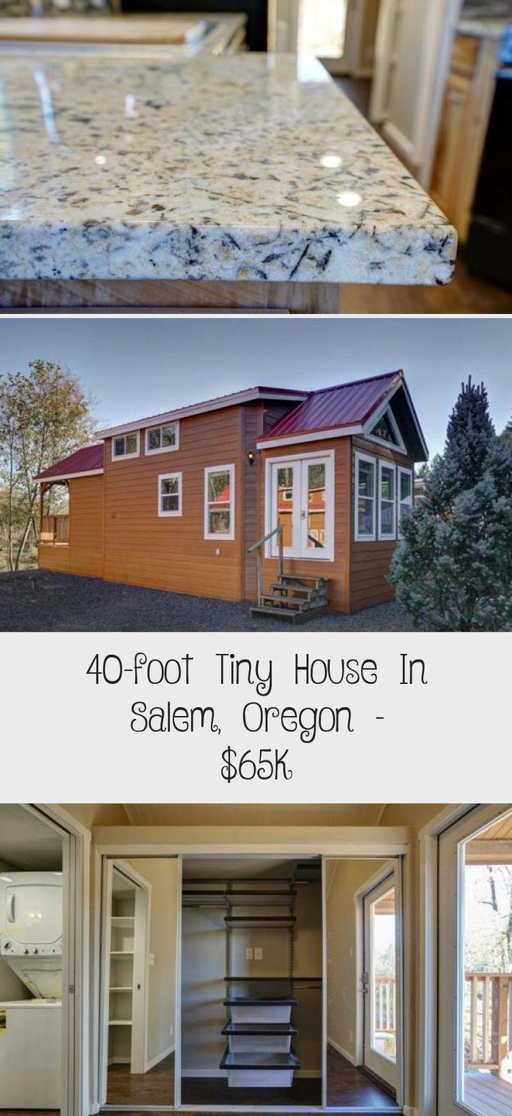 40foot tiny house in salem oregon 65k tinyhouseideas