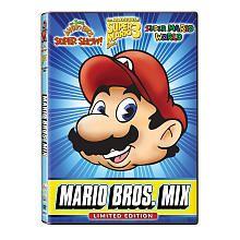 "Super Mario Bros.: Mega Mario Mix DVD - DIC Entertainment - Toys ""R"" Us"
