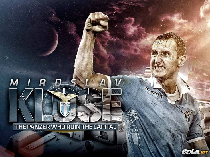 Miroslav Klose SS Lazio Wallpaper HD 2013 #1