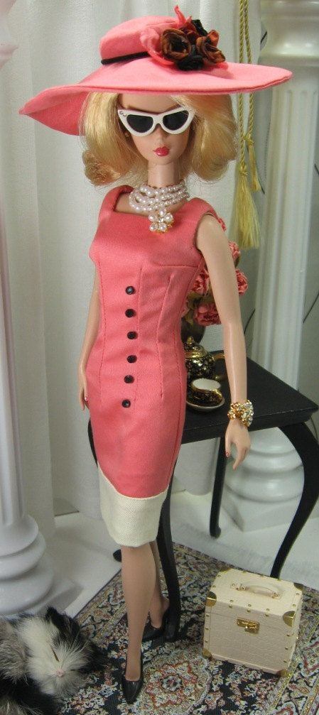Ode to Kate by Matisse Fashions: Silkstone Barbie, Barbie Clothes, Barbie Girl, Barbie S, Vintage Barbie, Barbie Dolls, Barbie Fashion, Fashion Doll, Dolls Barbie