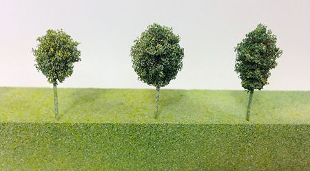 architectural model trees