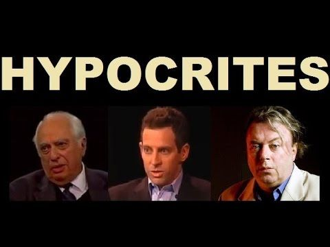 The Hypocrisy of Sam Harris, Hitchens and Lewis -by Noam Chomsky