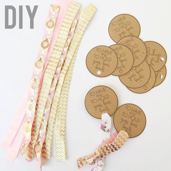 11 best poppy erie paperie hair tie favors images on pinterest diy wedding favors bachelorette party favors diy kit to have and to hold solutioingenieria Choice Image