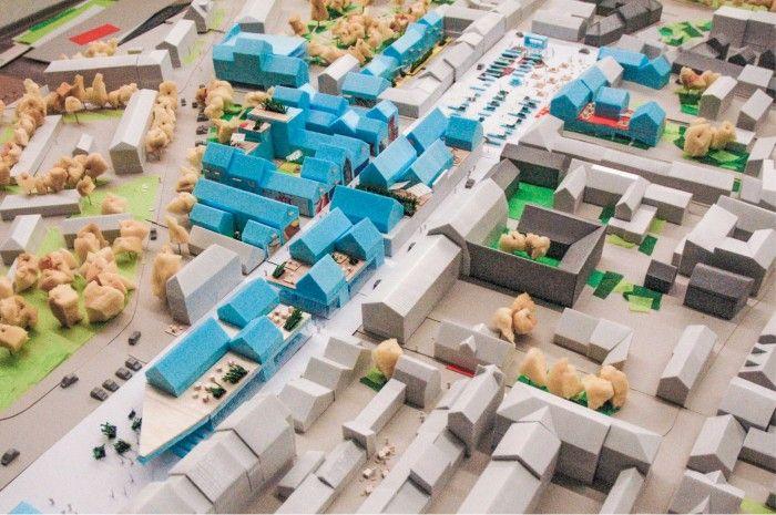 » Market District regeneration