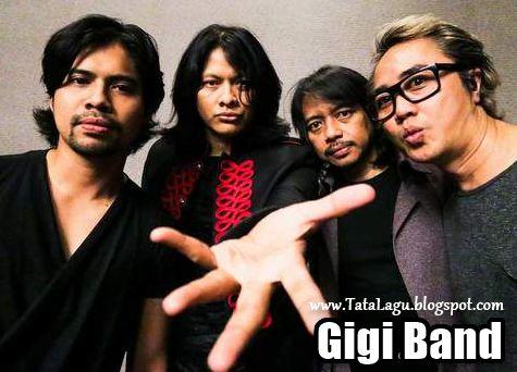 Lagu Terpopuler Gigi Band