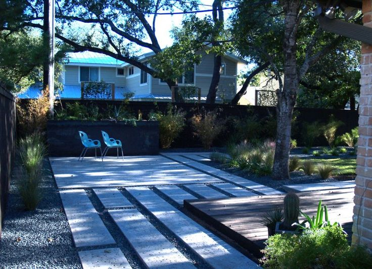 Lovely Very Austin Weird Gardens. Great Gardening Ideas. Susana Stone  Realtor@ In. Poured ConcreteBackyard MakeoverAustin TxPatio ...