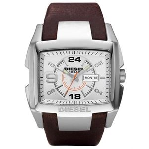 Diesel Bugout Watches Silver Clothing fashion brand sale.com