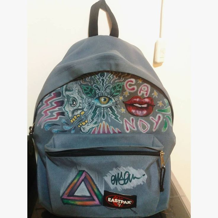 Bien connu 78 best My Eastpak images on Pinterest | Backpacks, Bags and Graffiti AU49