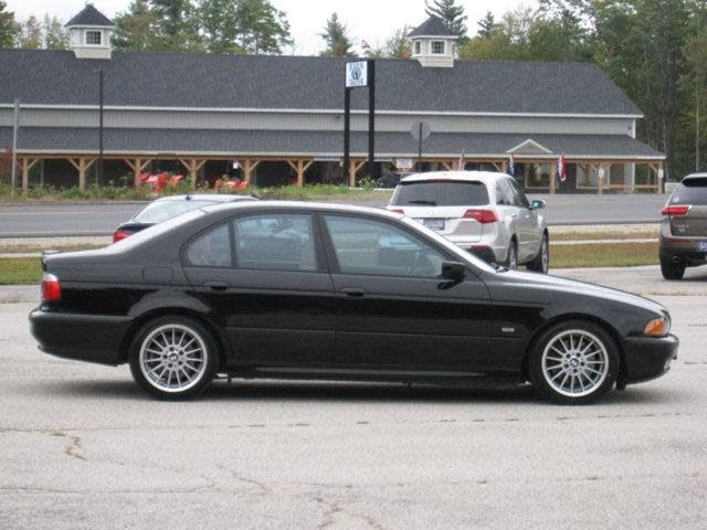Used 2000 BMW 540 I For Sale At Concord Motorsport In Chichester NH