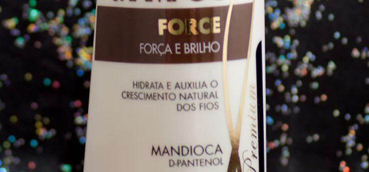 Testei o shampoo de Mandioca da Eico para Crescimento e brilho dos fios, saiba mais no blog:  http://fascinioporesmaltes.com/eico-shampoo-force/