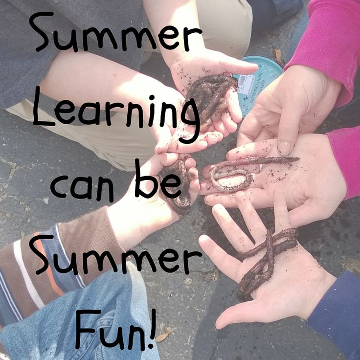 Keep children engaged and learning all summer long with these activities. #Summer #activities for kids #Homeschool