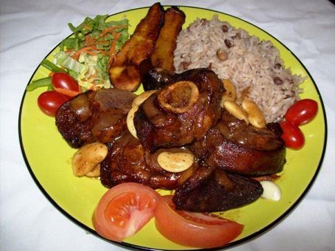jamaican christmas dinner - photo #45