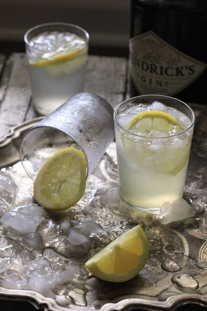 Gin and Ginger
