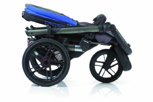 Jane Trider Extreme All-Terrain Stroller  Azzure