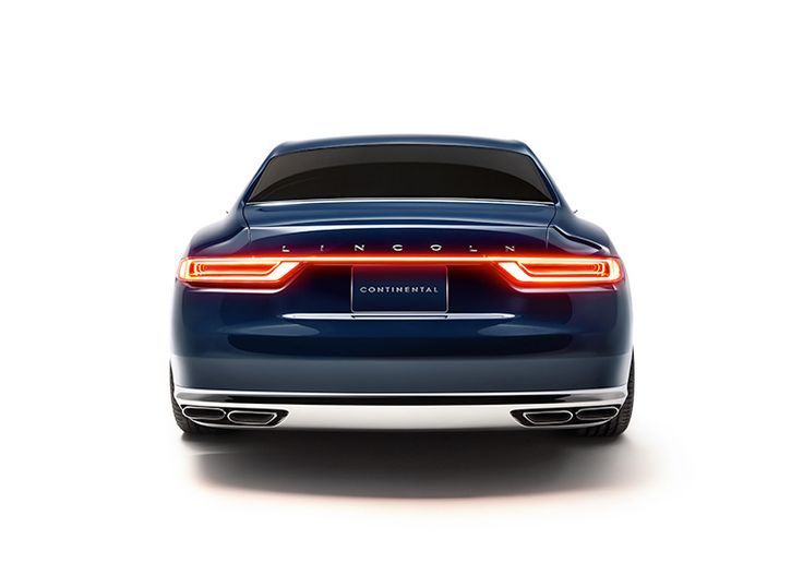 Introducing the New Lincoln Continental Concept | Lincoln.com