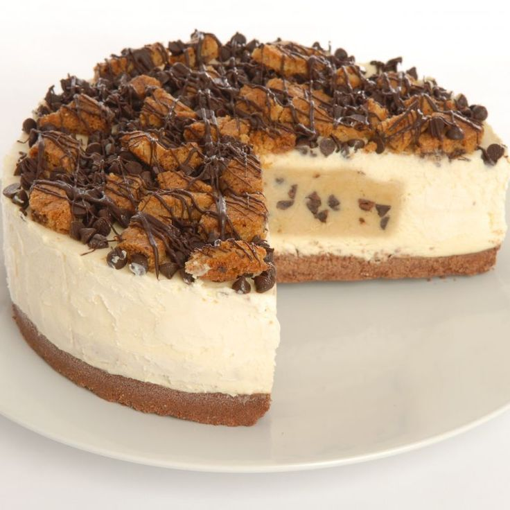 Cookie Dough Collision - English Cheesecake Company