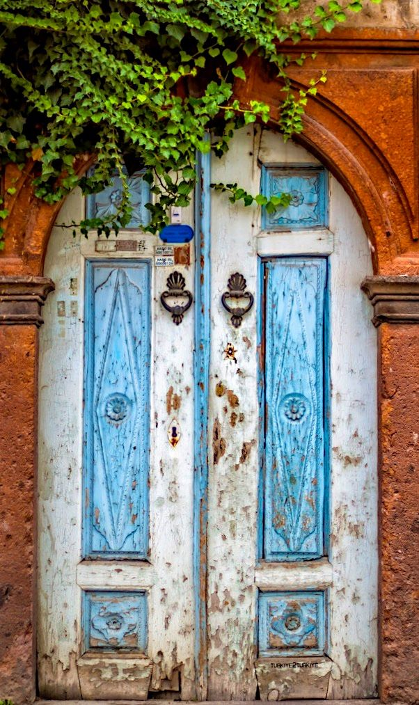 Francois Illas New Tradition: 1773 Best Images About Blue Doors On Pinterest
