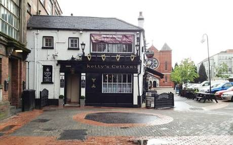 Belfast nightlife- Kelly's was a meeting place for Henry Joy McCracken and his fellow United Irishmen when they were plotting the 1798 rebellion.