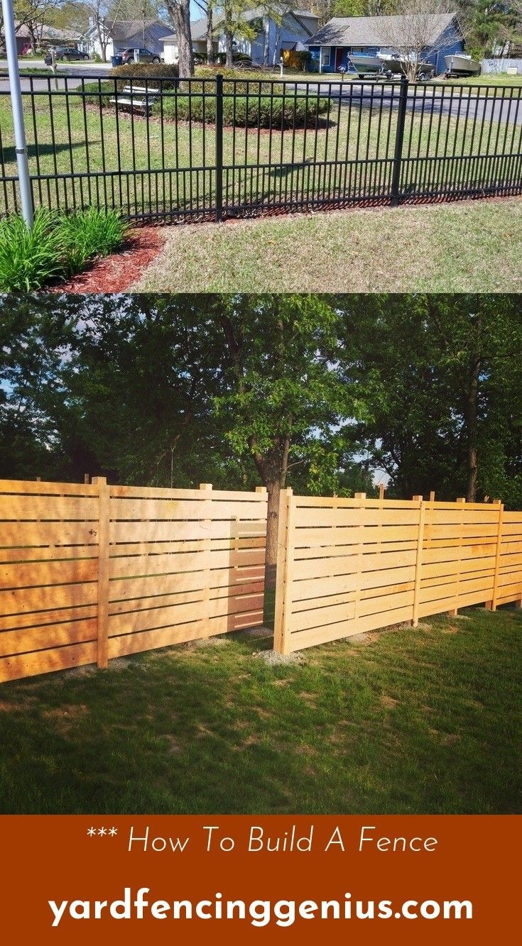 Find More Information On Backyard Fence Options Fence Options
