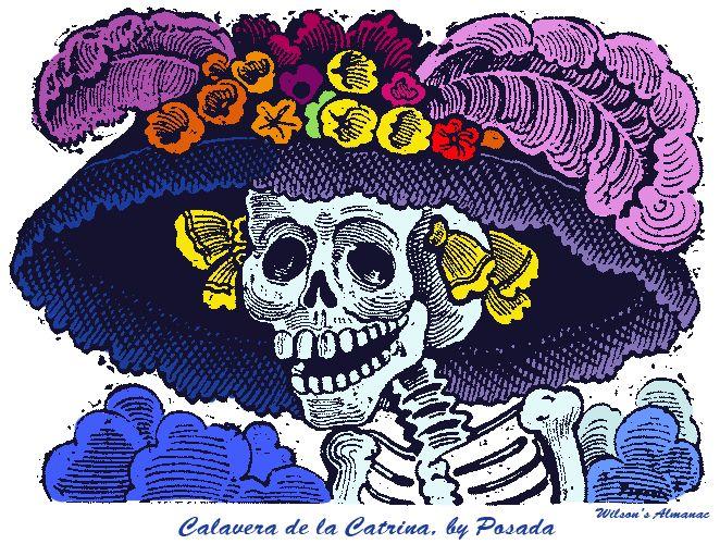 De acuerdo con el folclore mexicano, La Catrina es mejor conocida como la muerte, puede mostrarse de muchas formas. Algunas veces se la encu...