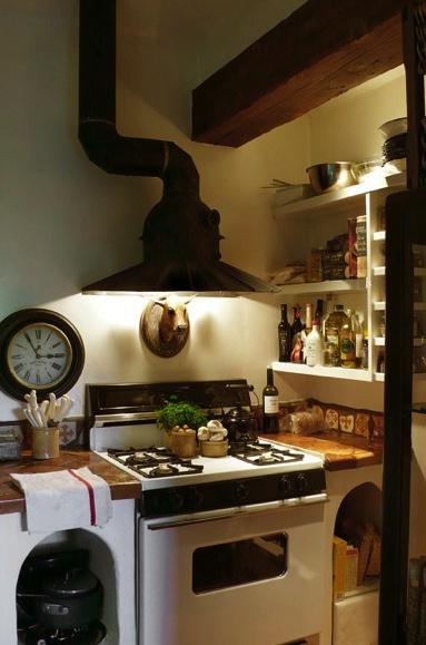 17 best images about steampunk kitchen on pinterest for Kitchen designs steampunk
